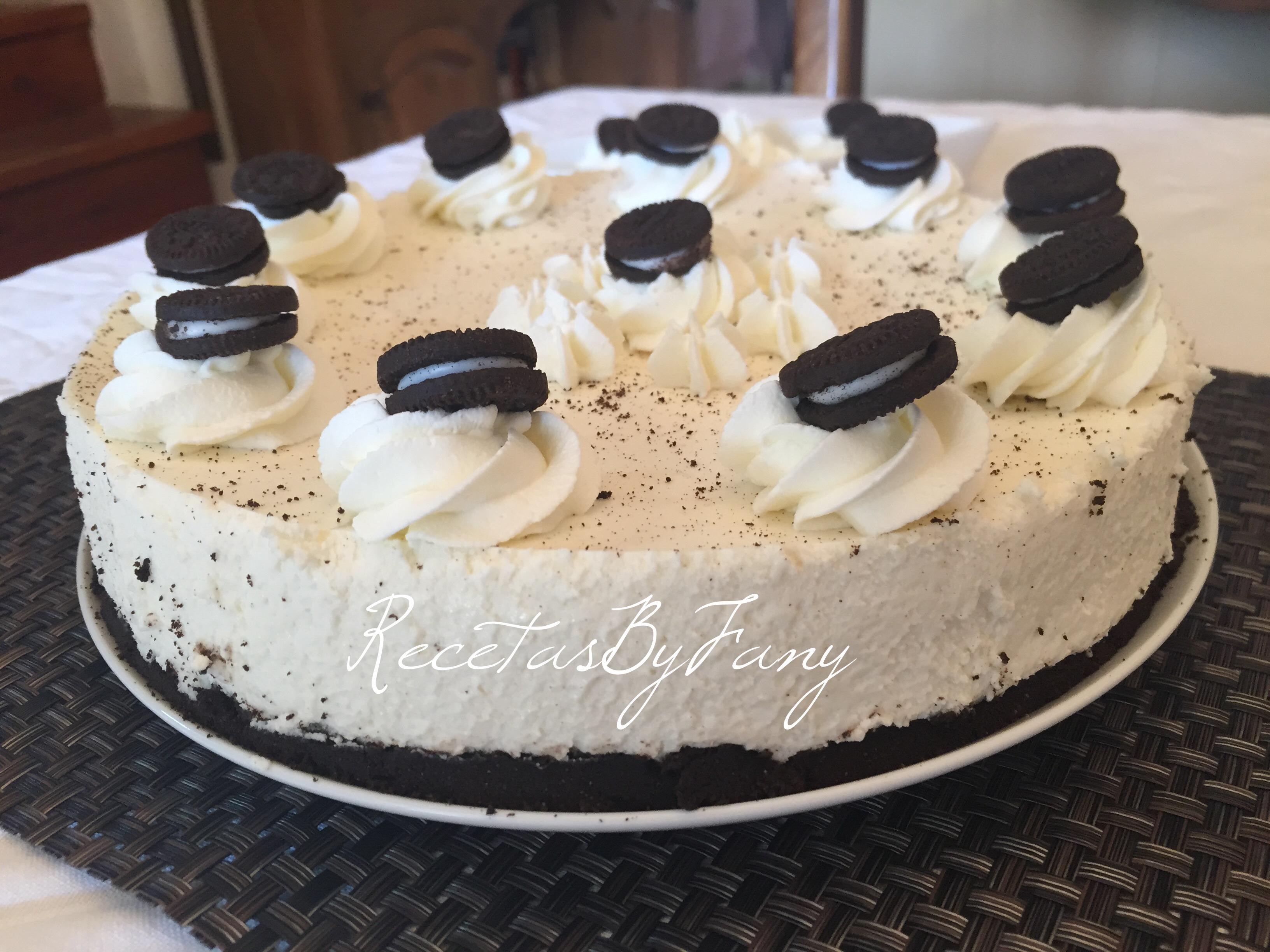 Cheesecake De Oreo Tarta De Queso Sin Horno Recetas By
